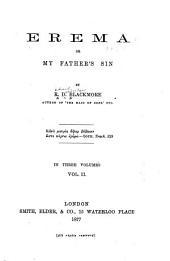 Erema; Or, My Father's Sin: Volume 2