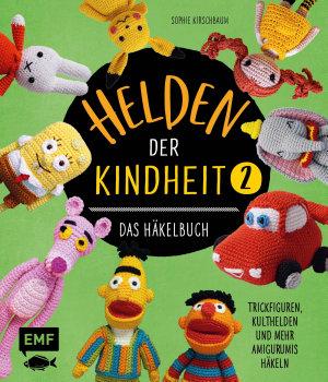 Helden der Kindheit     Das H  kelbuch     Band 2 PDF