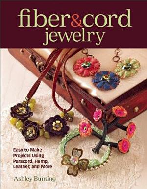 Fiber   Cord Jewelry PDF