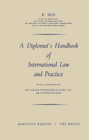 A Diplomat   s Handbook of International Law and Practice PDF