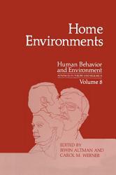 Home Environments Book PDF