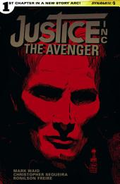 Justice, Inc.: The Avenger #5