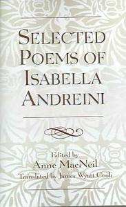 Selected Poems of Isabella Andreini Book