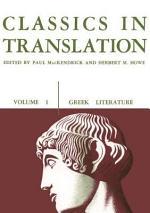 Classics in Translation, Volume I