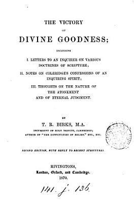 The Victory of Divine Goodness PDF