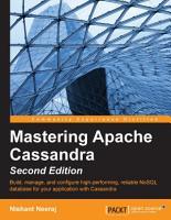 Mastering Apache Cassandra   Second Edition PDF