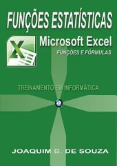 Funções Estatísticas No Excel 2010