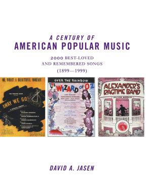 A Century of American Popular Music PDF