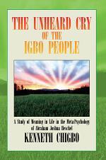 THE UNHEARD CRY OF THE IGBO PEOPLE