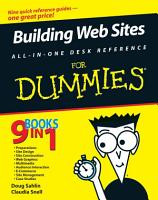 Building Web Sites All in One Desk Reference For Dummies PDF