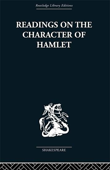 Readings on the Character of Hamlet PDF