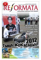 Tabloid Reformata Edisi 147 Januari 2012