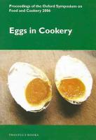 Eggs in Cookery PDF