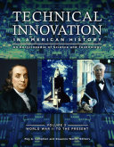 Technical Innovation in American History PDF