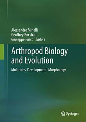 Arthropod Biology and Evolution PDF