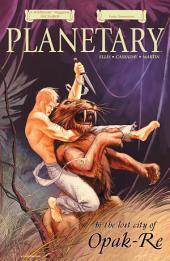 Planetary (1999-) #17