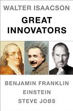 Walter Isaacson Great Innovators e-book boxed set
