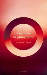 On Evidence in Philosophy
