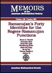 Ramanujan's Forty Identities for the Rogers-Ramanujan Functions