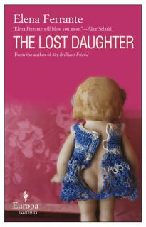 The Lost Daughter Book