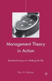 Management Theory in Action