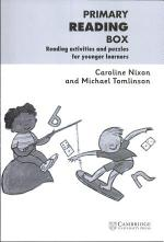 Primary Reading Box : Reading activities and puzzles for younger learners