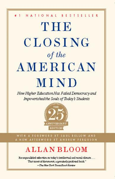 Download Closing of the American Mind Book