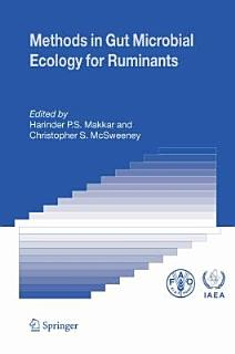 Methods in Gut Microbial Ecology for Ruminants Book
