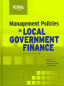 Management Policies in Local Government Finance PDF