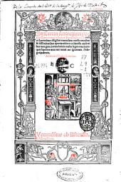 In carum Lucretium poetam commentarii a Ioanne Baptista Pio editi: codice Lucretiano dilige[n]ter emendato ... obiter ex diuersis auctoribus tum graecis tum latinis multa leges enucleata ...