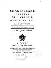 Shakespeare traduit de l'anglois: Cymbeline; Roméo et Juliette