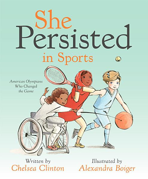 Download She Persisted in Sports Book