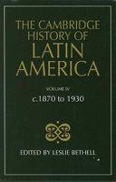 The Cambridge History of Latin America PDF