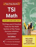TSI Math Study Guide 2020-2021