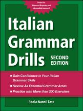 Italian Grammar Drills: Edition 2