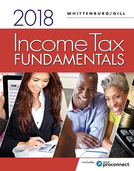 Income Tax Fundamentals 2018 PDF