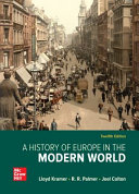 Looseleaf for A History of Europe in the Modern World PDF