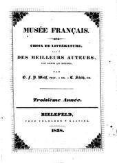 Musée français: Volume3