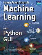 LEARN FROM SCRATCH MACHINE LEARNING WITH PYTHON GUI