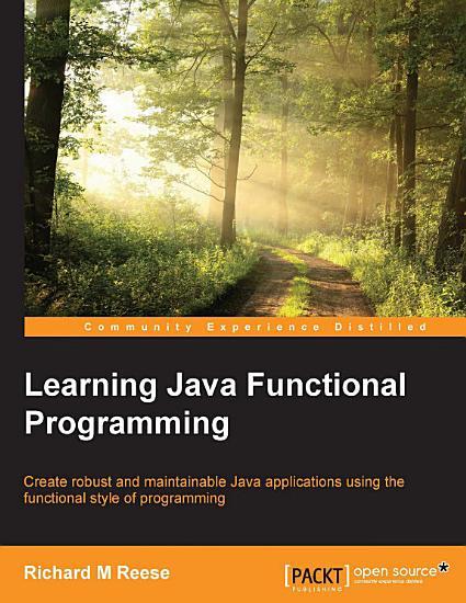 Learning Java Functional Programming PDF