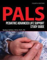 Pediatric Advanced Life Support Study Guide PDF