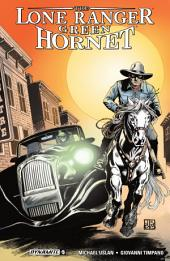 Lone Ranger / Green Hornet #5 (of 6)