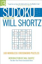Sudoku Easy to Hard Presented by Will Shortz, Volume 3