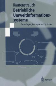 Betriebliche Umweltinformationssysteme PDF