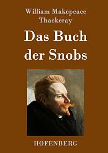 Das Buch der Snobs PDF