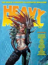 Heavy Metal Magazine #261