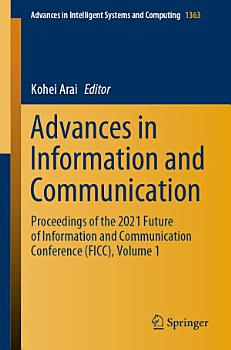 Advances in Information and Communication PDF