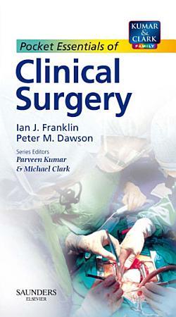 Pocket Essentials of Clinical Surgery PDF