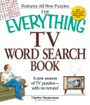 The Everything TV Word Search Book PDF