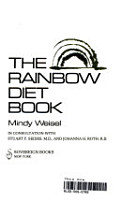 The Rainbow Diet Book PDF